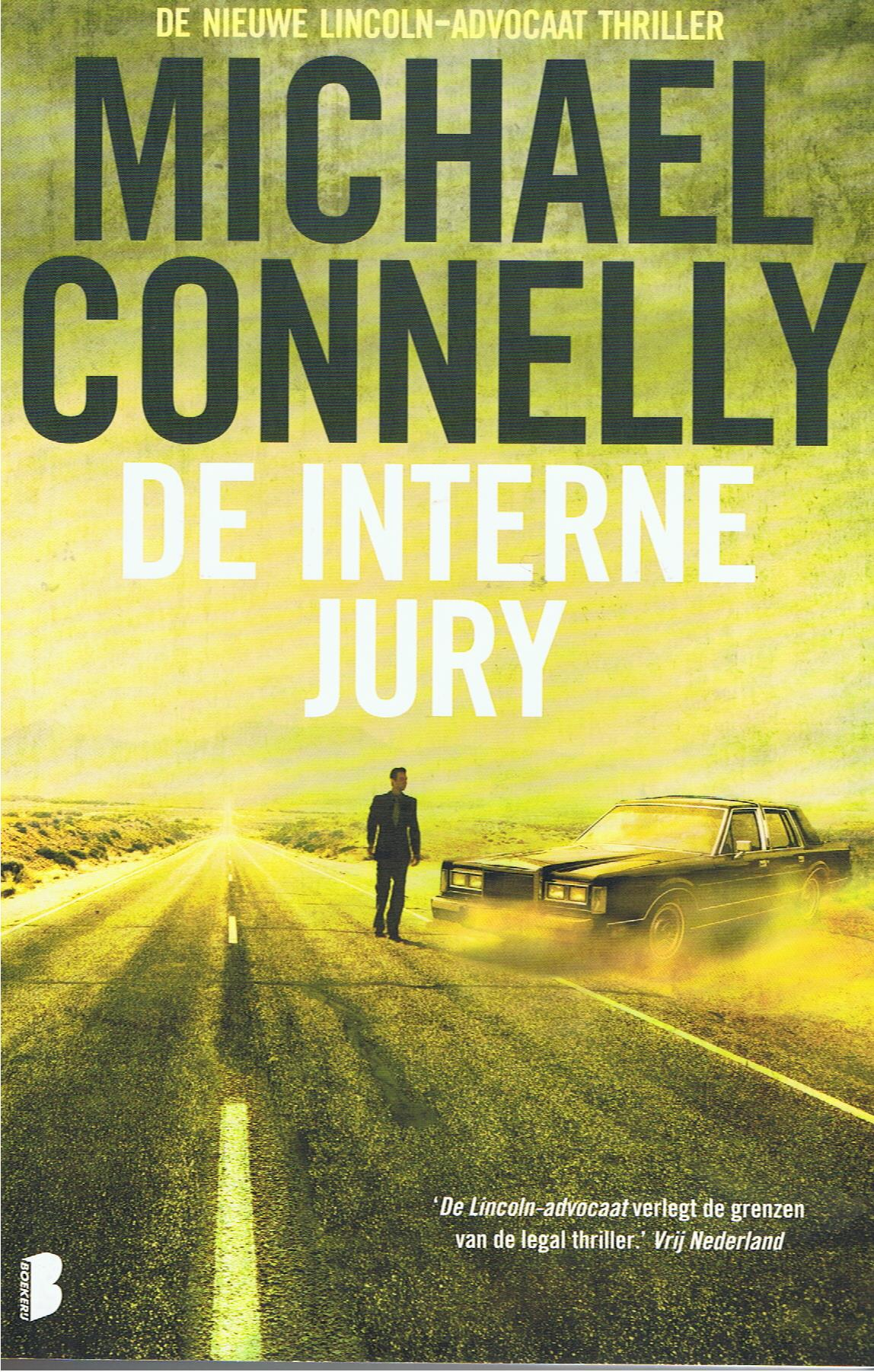 De interne Jury Michael Connelly