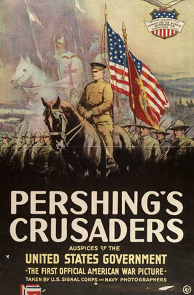pershings crusaders