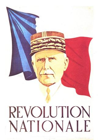 petain revolutionair