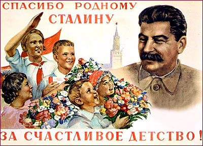 Stalins Poster